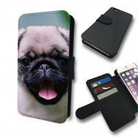 Happy Puppy Pug Case (For all various models)