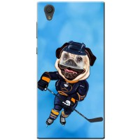 Ice Hockey Player Pug iPhone Cover (For all models)