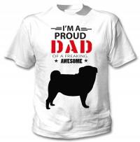 Im A Proud Pug Dad