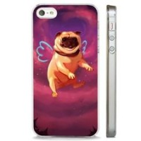 Jumping Angel iPhone Cover