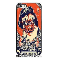Obey The Pug iPhone Cover (For all iPhone models)