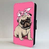 Cute Pug Phone Case (For iPhone & Samsung models)