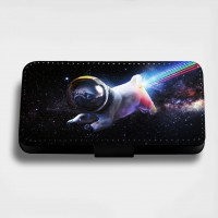 Flying  Pug In Space Phone Case For Various Models