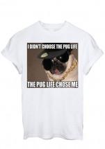 Unisex Pug Life T Shirt