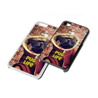 Pug Life Cover (For various models sony,samsung & apple)