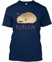 Pug Loaf Unisex T Shirt