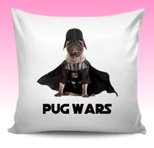 Pug Wars Cushion Cover
