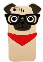 Cartoon Pug iPhone 7 Cover