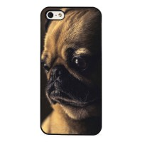 Sad Pug iPhone Cover