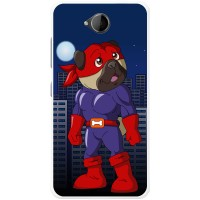 Superhero Pug iPhone Cover (For all models)