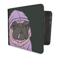Cool Pug  Wallet