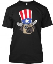 Uncle Sam Unisex T Shirt