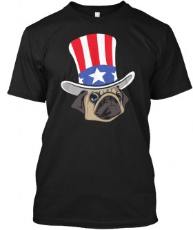 Uncle Sam Unisex T Shirt