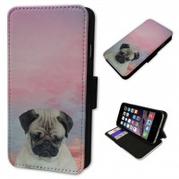 Vanilla Sky Pug Phone Case (For various  models)