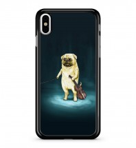 Musical Pug Phone Cover (Various Models)