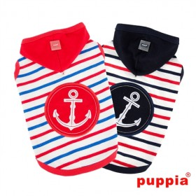 Puppia Capitane T Shirt (Available in 2 colors)