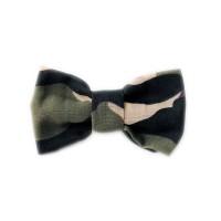 Unisex Camo Bow Tie