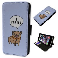 Funny Pug iPhone & Samsung Case (Various models)