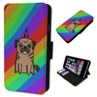 Pug Unicorn iPhone Case