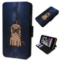 Pug Unicorn iPhone & Samsung Case