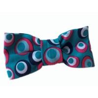 Unisex Retro Style Bow Tie