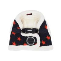 Puppia Fleece Lined Stellar Harness B (Size XL Only)