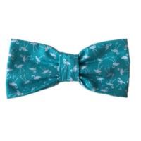 Flamingo Unisex Bow Tie