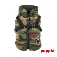 Puppia Camo Fleece Lined Mountaineer