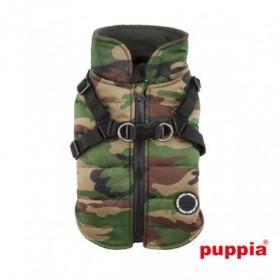 Puppia Camo Fleece Lined Mountaineer