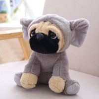 Elephant Pug Plush Toy