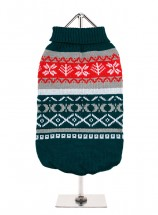 URBAN PUP GREEN FAIR SWEATER