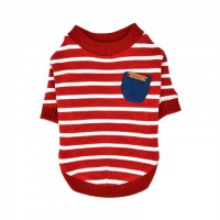 Puppia Iven Red Sweater