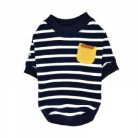 Puppia Iven Navy Sweater