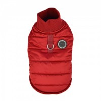 Puppia Red Wagner Coat