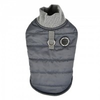 Puppia Grey Wagner Coat