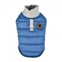Puppia Blue Wagner Coat