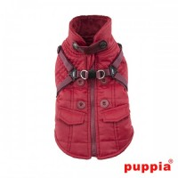 Puppia Wine Wilkes Coat