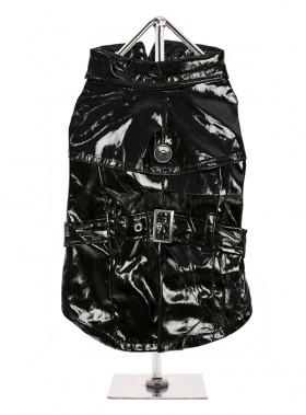 Urban Pup Black Trench Coat