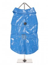 Urban Pup Blue Trench Coat