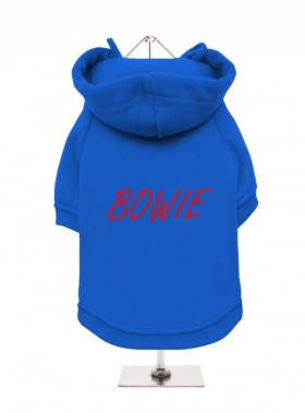 Bowie Fleece Lined Hoodies (Available in 5 colours)