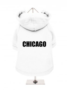 Chicago Fleece Lined Hoodie(Available in 3 colours)