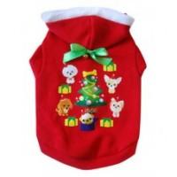Character Tree Christmas Hoodie