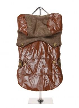 Dunrobin Wool Trim Coat