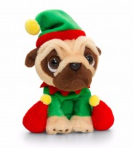 Pugsley Elf Christmas Toy