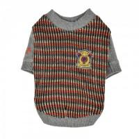 Puppia Elliott Grey Sweater