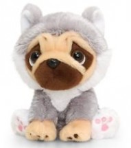 Pugsley Eskimo Christmas Toy