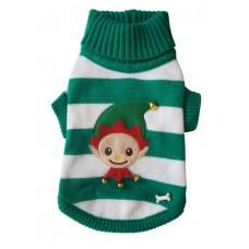 Jingle Elf Christmas Sweater