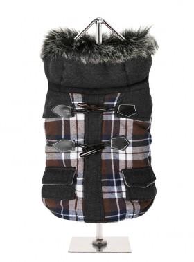 Grey Highland Coat