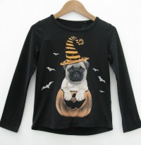 Kids Pug Halloween T Shirt
