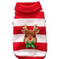 Reindeer Bell Christmas Sweater